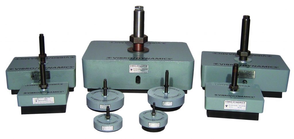 Range of Micro-level isolators
