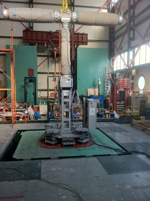 Seismic Protection Using Wire Rope Isolators