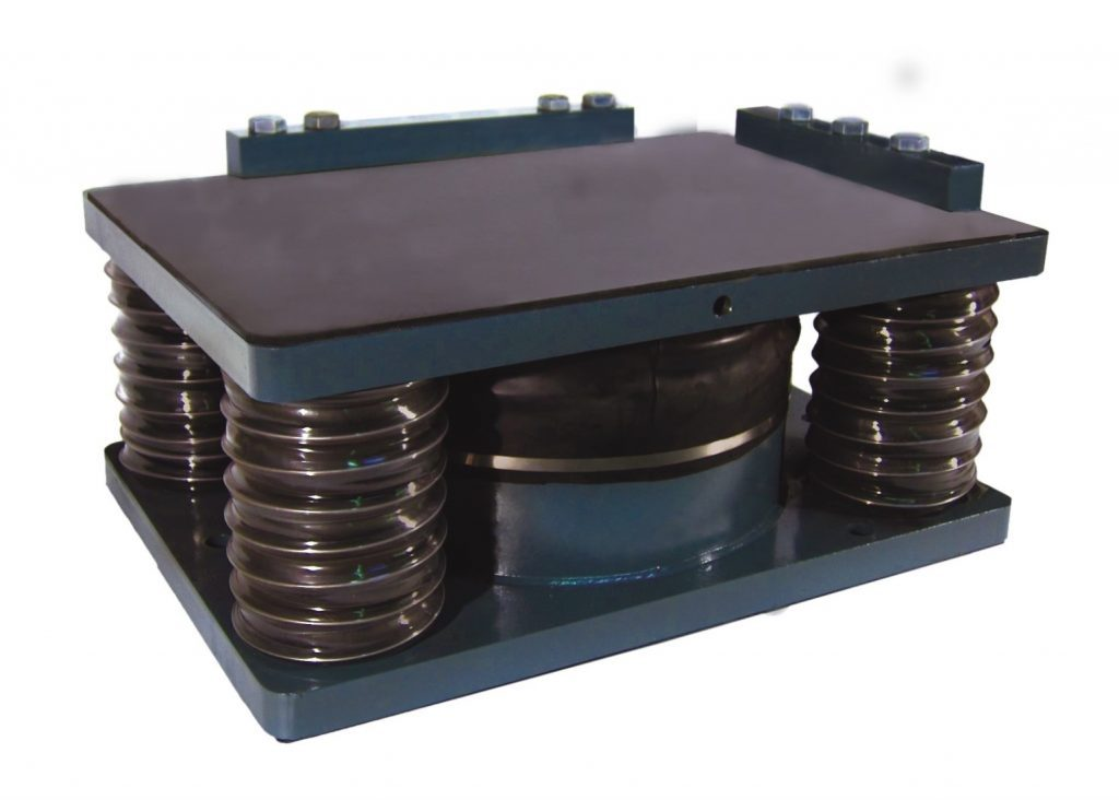 FSV Type Coil Spring Isolators